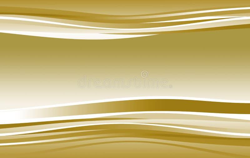 Abstracte achtergrond stock illustratie