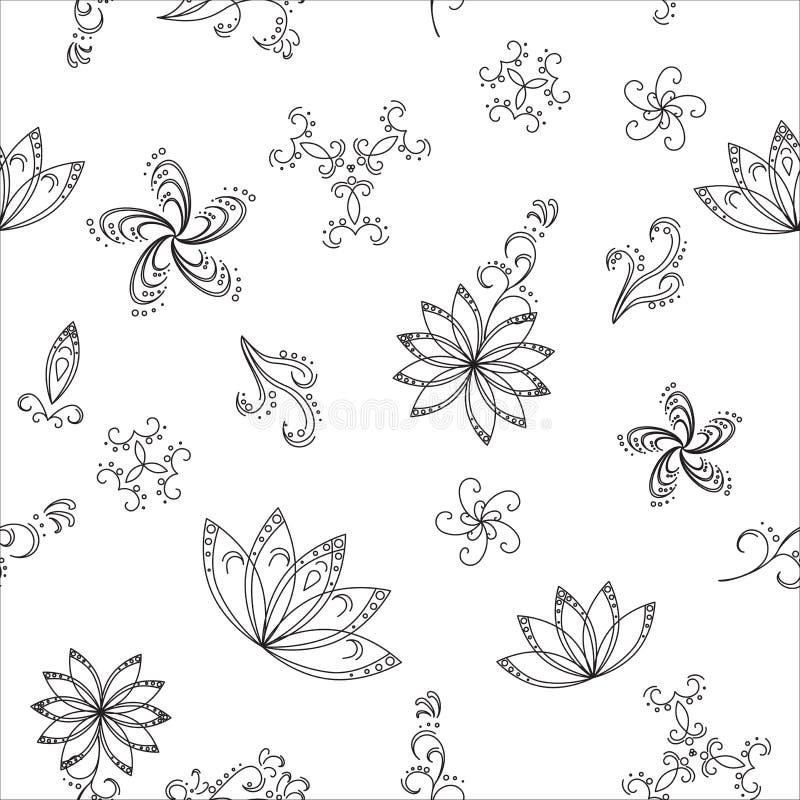 Download Abstracte Achtergrond, Contouren Vector Illustratie - Illustratie bestaande uit patroon, kromme: 54075139