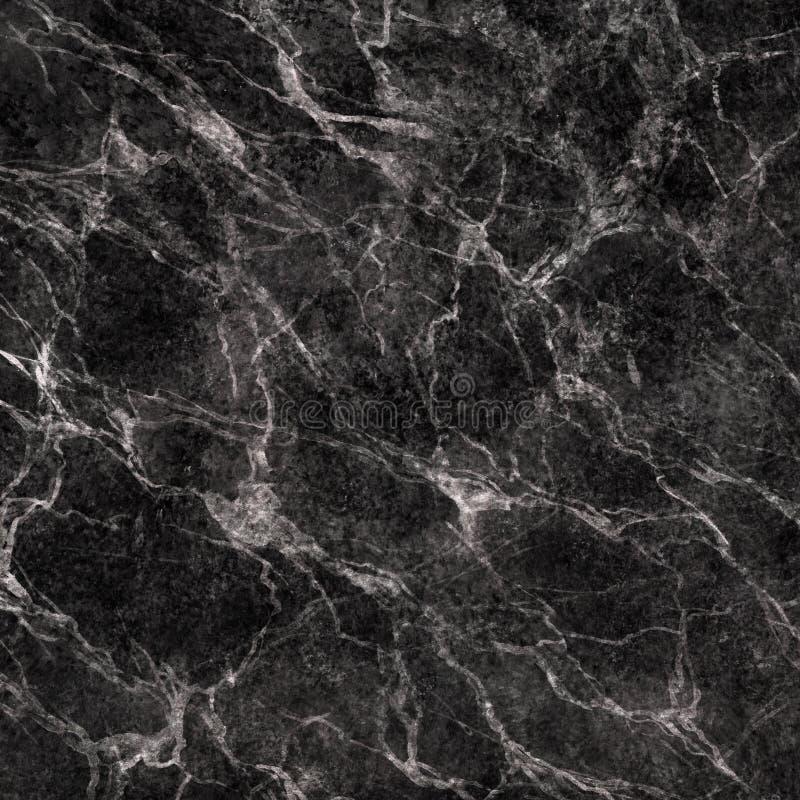 Abstracte achtergrond, creatieve textuur van zwart marmer met witte aders, artistieke marmeringsillustratie, kunstmatige modieus vector illustratie