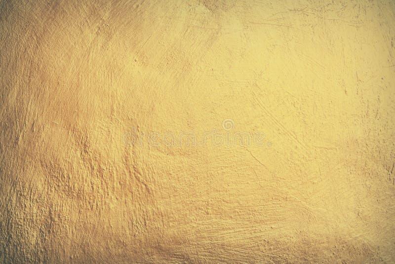 Abstracte achtergrond, de kleur van het muurzand, pleister royalty-vrije stock foto's
