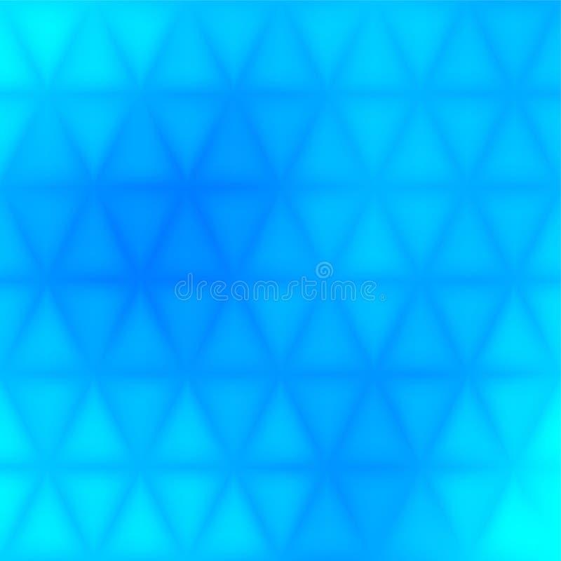 Abstracte Achtergrond - Driehoeken vector illustratie