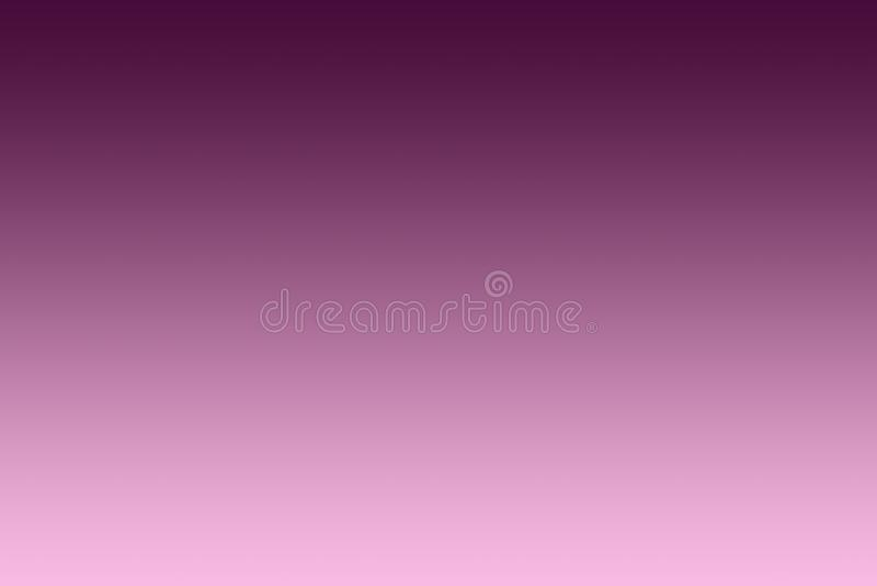 abstracte achtergrond Gradiënt van lilac en violette schaduw Textuur voor creatief ontwerp en ontwerp Banner, sticker royalty-vrije illustratie
