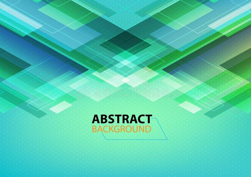 Abstracte achtergrond, Grunge retro voor gebruik in ontwerp, teruggegeven lijnenachtergrond vector illustratie