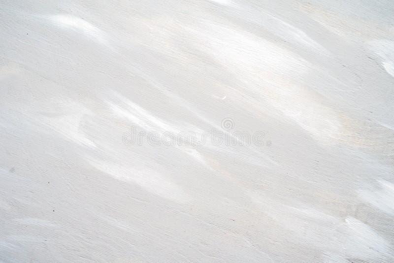 abstracte achtergrond houten verfslagen van verf grijze en witte kleur stock fotografie