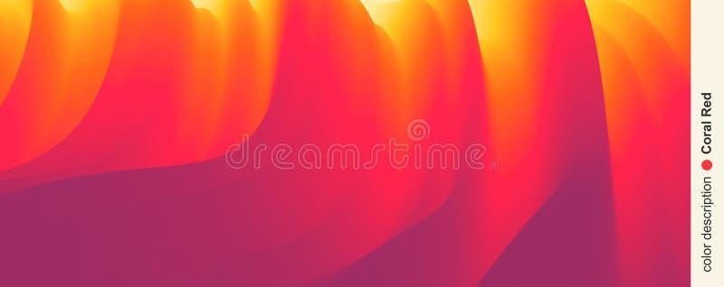 Abstracte achtergrond met dynamisch effect Motie Vectorillustratie In Gradi?nten Kan voor reclame worden gebruikt, op de markt br stock illustratie