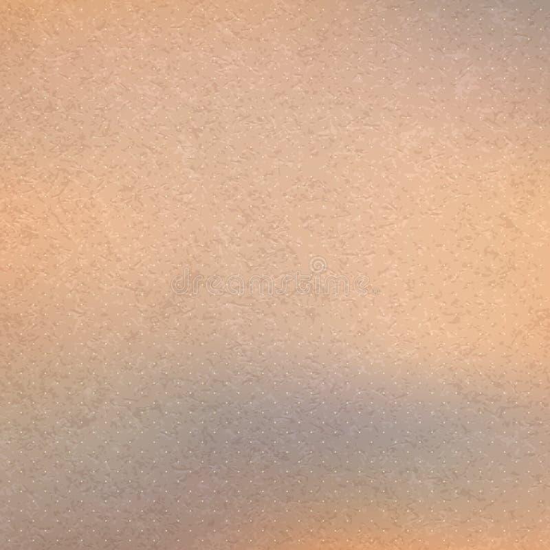 Abstracte achtergrond met hemel en wolken Uitstekende stijl stock foto