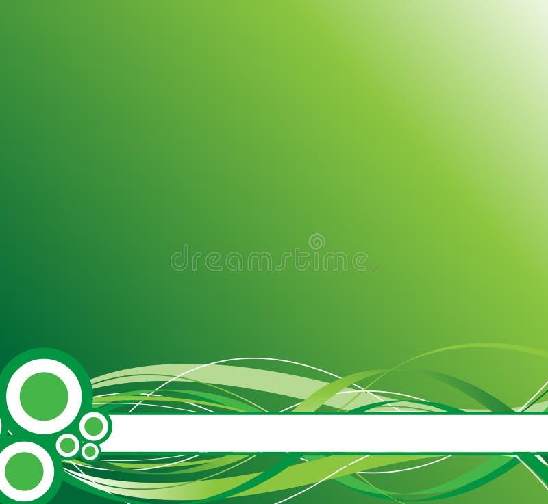 Abstracte achtergrond met lijnen vector illustratie
