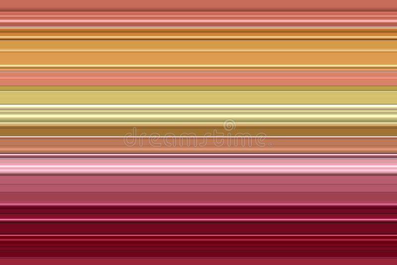 Abstracte achtergrond met lijnen in grijze, roze, violette tinten royalty-vrije illustratie
