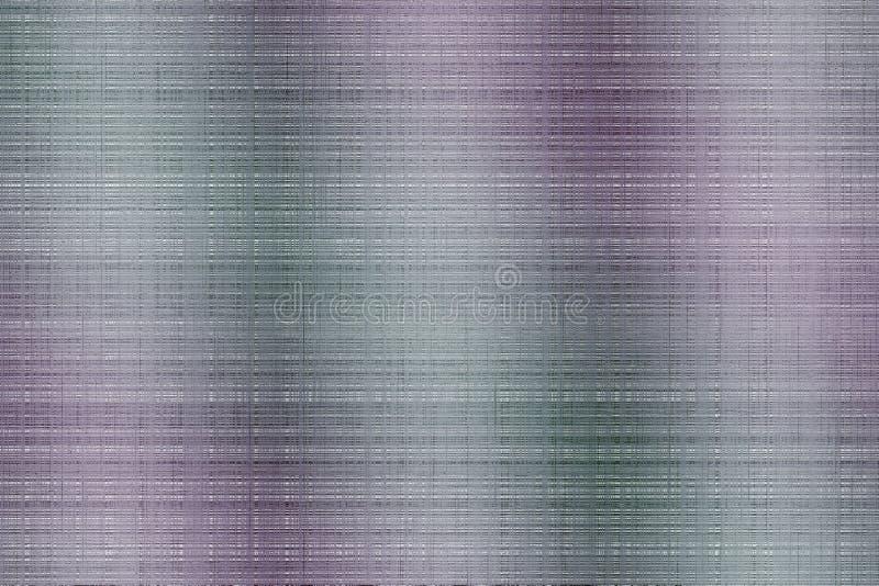 Abstracte Achtergrond met Lijnfilters in Purpere en Groene Toon royalty-vrije stock afbeeldingen