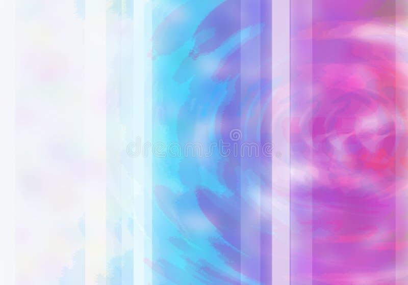 Abstracte Achtergrond met schaduwen van kleur van viooltje, wit blauw, vector illustratie