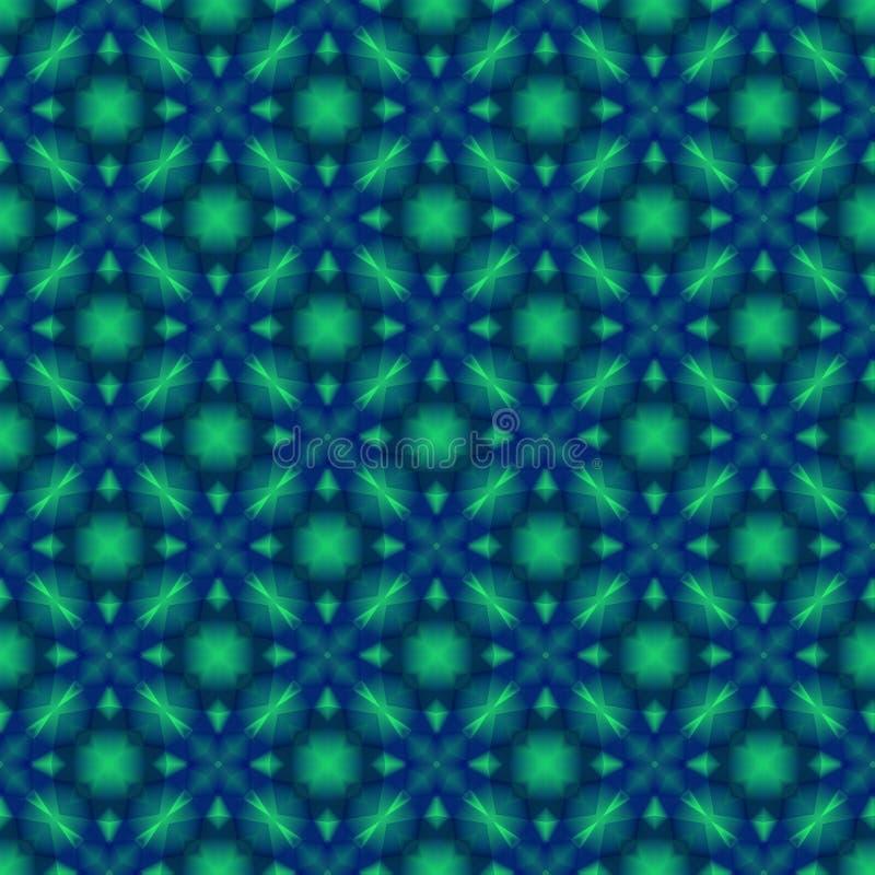 Abstracte achtergrond, naadloos herhalingspatroon vector illustratie