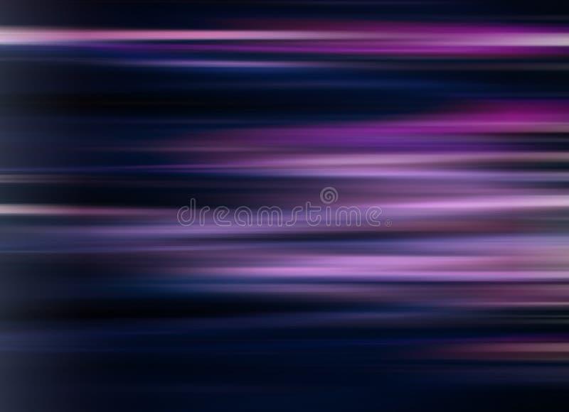 Abstracte Achtergrond - [Purpere Zijde] vector illustratie