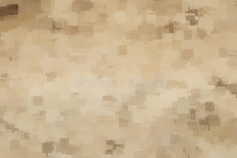 Abstracte achtergrond, abstracte Uitstekende bruine achtergrond royalty-vrije stock afbeelding