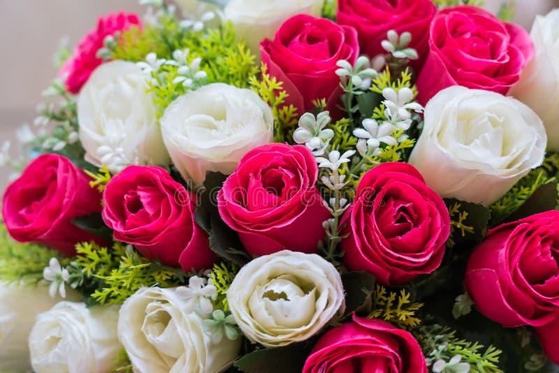 Abstracte achtergrond van bloemenclose-up royalty-vrije stock fotografie