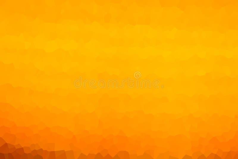 Abstracte achtergrond van gekristalliseerd royalty-vrije illustratie