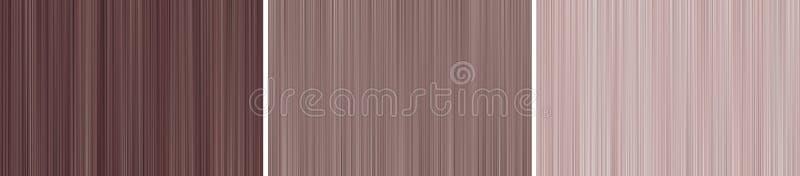 Abstracte achtergrond van halftone onscherpe lijnen stock illustratie