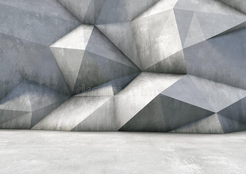 Abstracte achtergrond van het beton royalty-vrije stock foto