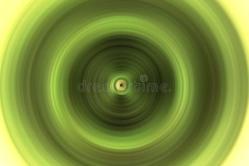 Abstracte achtergrond van het kleurrijke onduidelijke beeld van de rotatie radiale motie stock foto