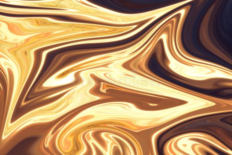 Abstracte Achtergrond van Rode Vloeibare Brand Dichte textuur Stevige Vlam De Vlammenwoede Dankzeggingsachtergrond, Heldere Kleur stock illustratie