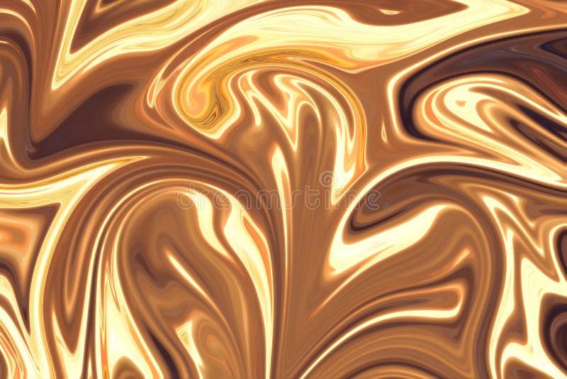 Abstracte Achtergrond van Rode Vloeibare Brand Dichte textuur Stevige Vlam De Vlammenwoede Dankzeggingsachtergrond, Heldere Kleur royalty-vrije illustratie