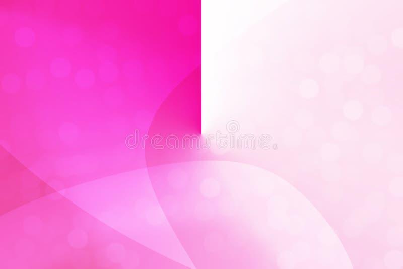 Abstracte achtergrond van roze royalty-vrije stock fotografie