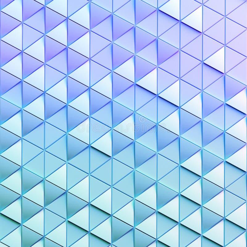 Download Abstracte Achtergrond Van Veelhoekige Vorm Stock Illustratie - Illustratie bestaande uit kristal, netwerk: 114225100