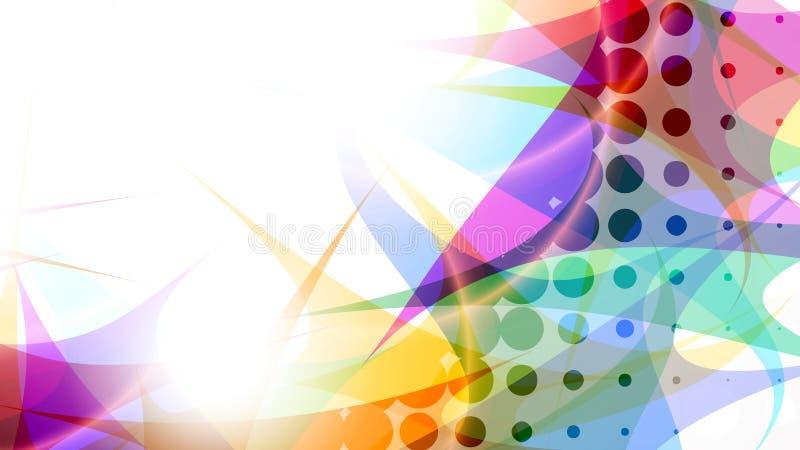 Abstracte achtergrond, vector royalty-vrije illustratie
