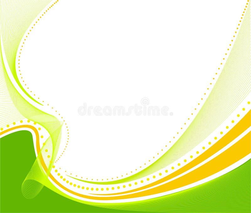 Abstracte achtergrond - vector stock illustratie
