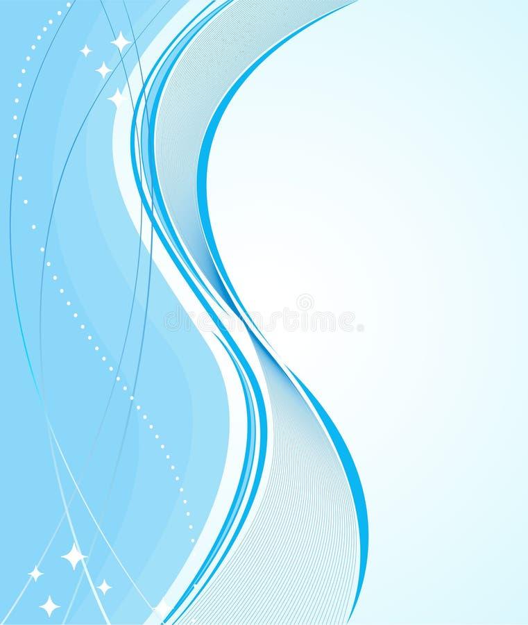 Abstracte achtergrond - vector vector illustratie