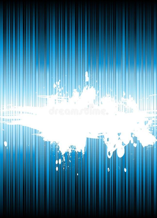 Abstracte achtergrond voor ontwerp royalty-vrije illustratie