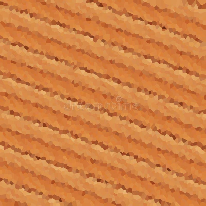 Abstracte achtergrond in zachte tinten vector illustratie