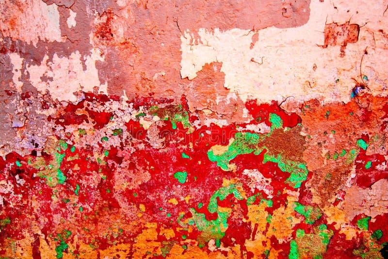 Abstracte achtergronden van grunge oude muur royalty-vrije stock afbeeldingen