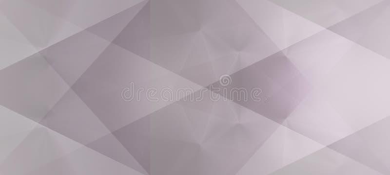 Abstracte achtergrondmeetkundekleur Vlak leg, creatief ontwerp royalty-vrije illustratie