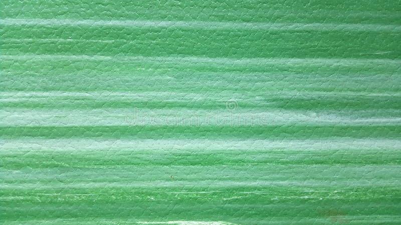 Abstracte achtergrondtextuur groene en lichte witte horizontale strepen t stock foto's