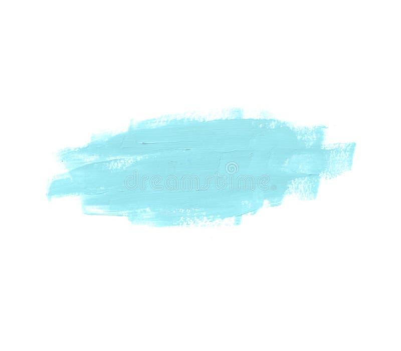 Abstracte acrylachtergrond stock illustratie