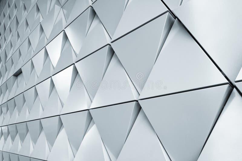 Abstracte architecturale 3d illustratie vector illustratie
