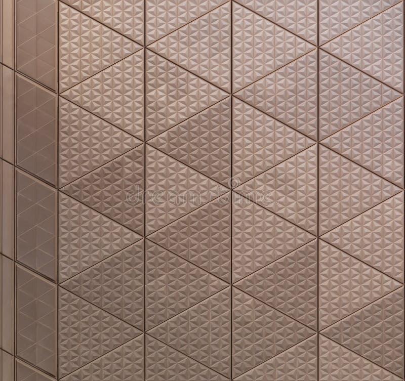 Abstracte architecturale metaaltextuur royalty-vrije stock afbeelding