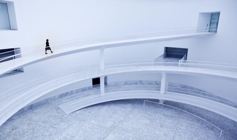 Abstracte architectuur royalty-vrije stock foto