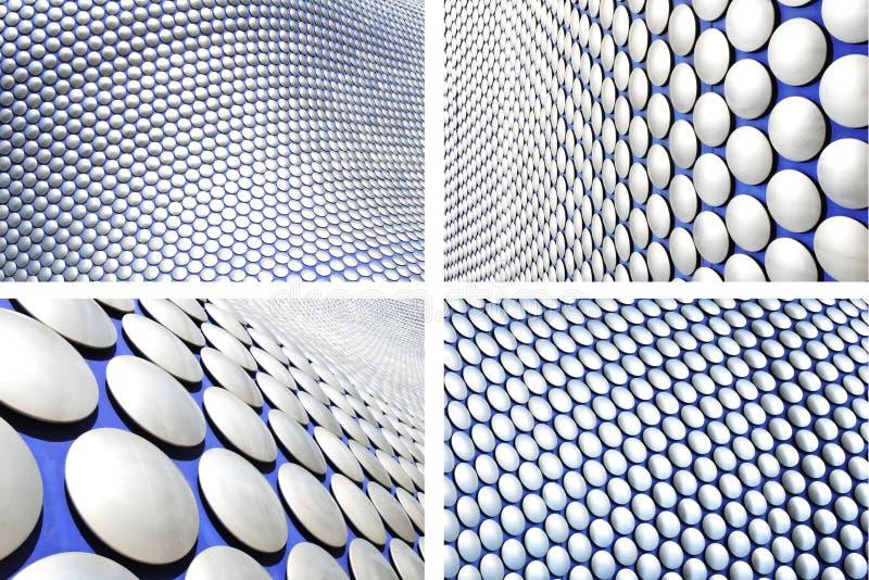 Abstracte architectuur stock foto's