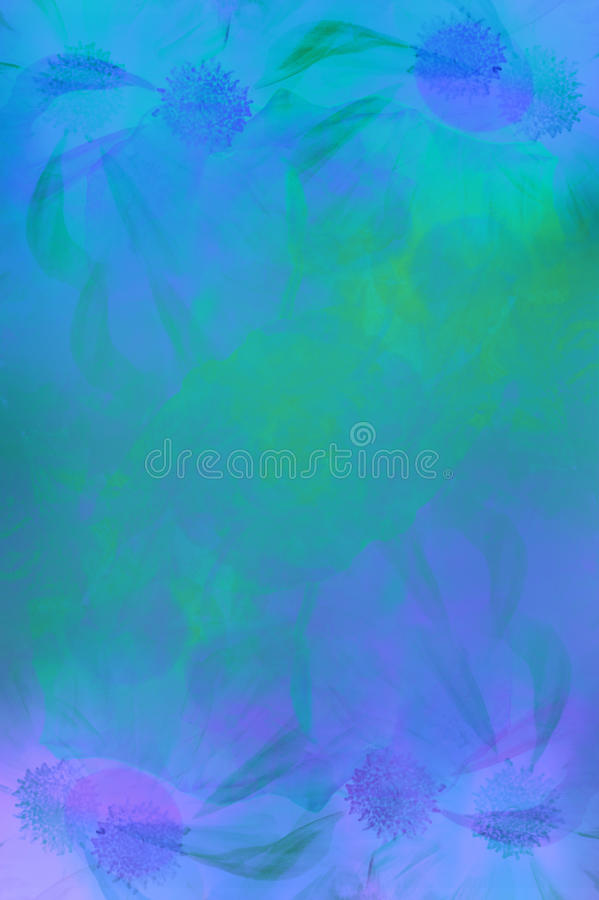 Abstracte artistieke achtergrond stock foto's