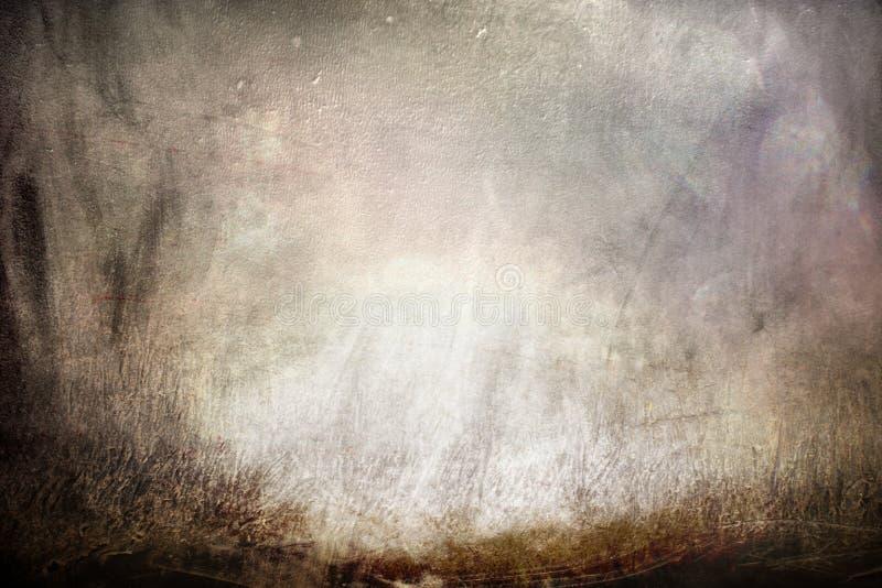 Abstracte Artistieke Kleurrijke Uitstekende Vlotte Heldere Textuur als Achtergrond royalty-vrije stock afbeeldingen