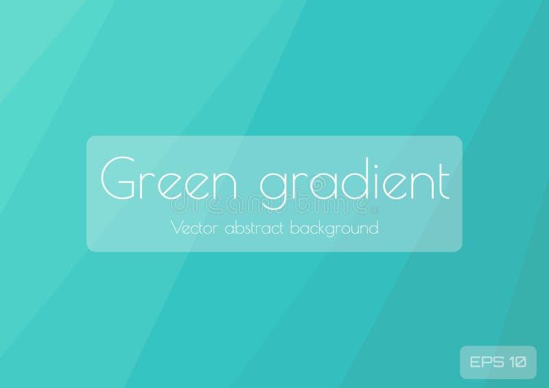Abstracte blauw en groene achtergrond, De geometrische gradiënt van strepen golvende lijnen, in purpere en rode stijl Geweven Pat stock illustratie