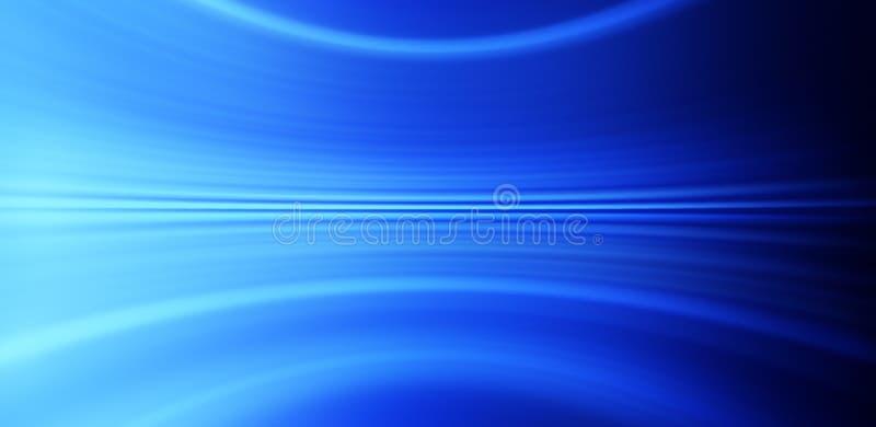 Abstracte Blauwe Achtergrond royalty-vrije stock foto