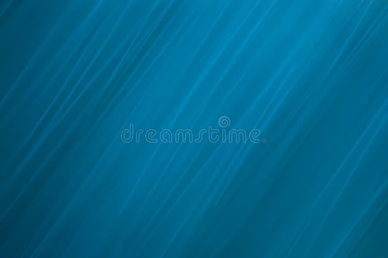 Abstracte blauwe achtergrond, dalende waterdalingen stock fotografie