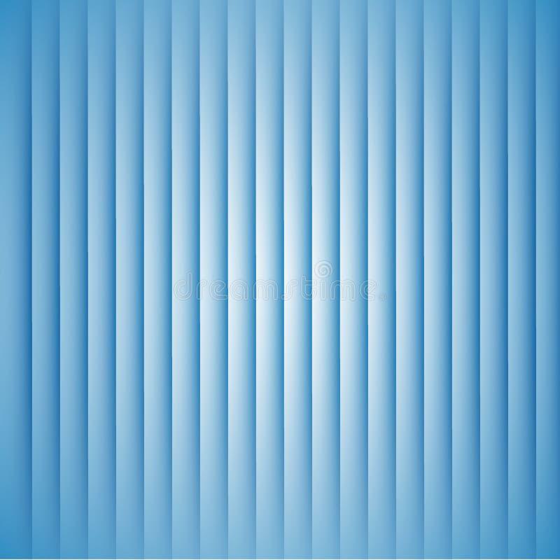 Abstracte blauwe strepen op een witte achtergrond vector illustratie