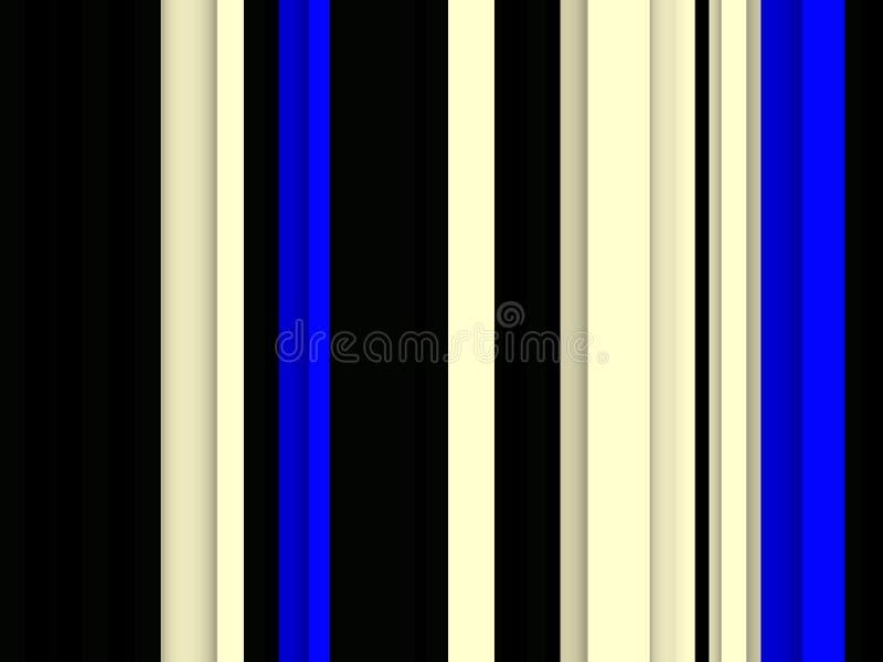 Abstracte blauwe witte donkere kleuren, lijnen, fonkelende achtergrond, grafiek, abstracte achtergrond en textuur royalty-vrije illustratie