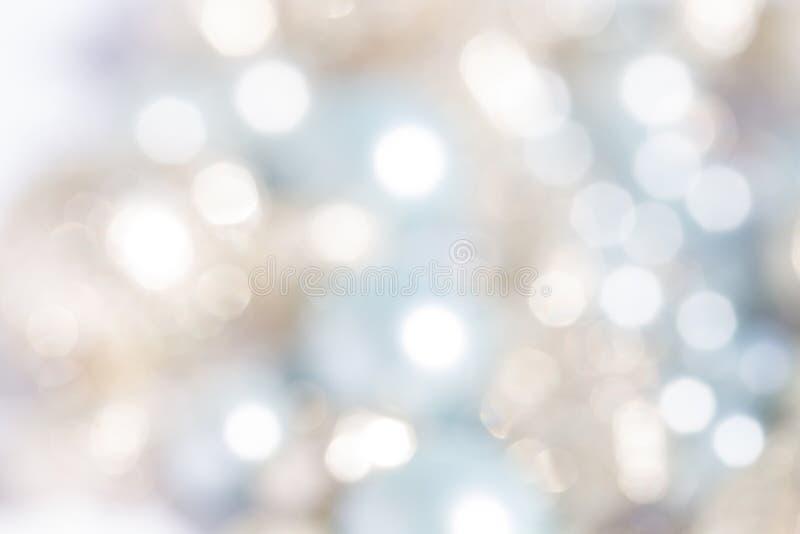 Abstracte bokehachtergrond royalty-vrije stock foto