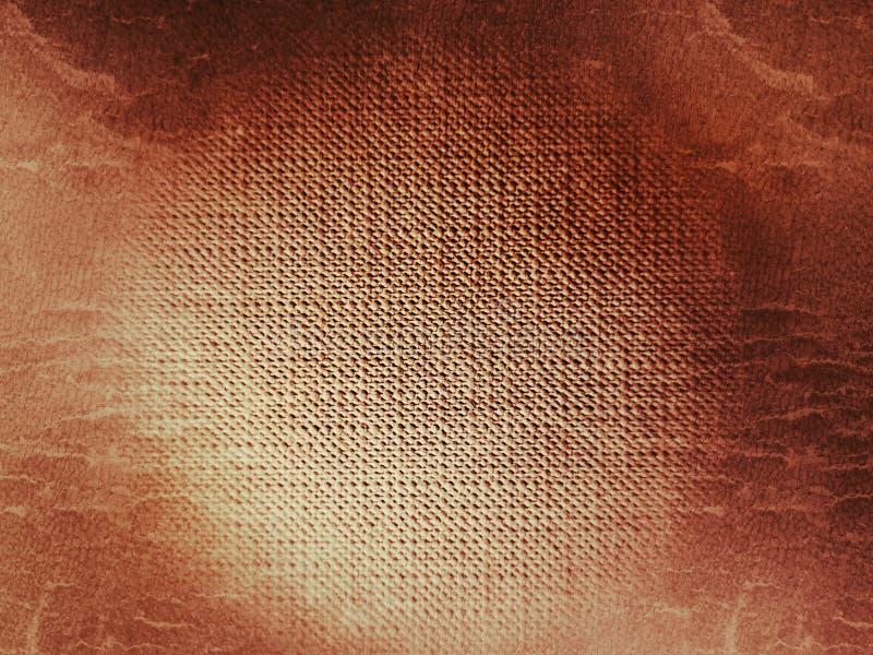 Abstracte bruine achtergrond van elegante uitstekende grungetextuur stock fotografie