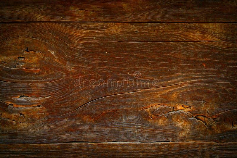 Abstracte bruine houten textuur als achtergrond royalty-vrije stock fotografie