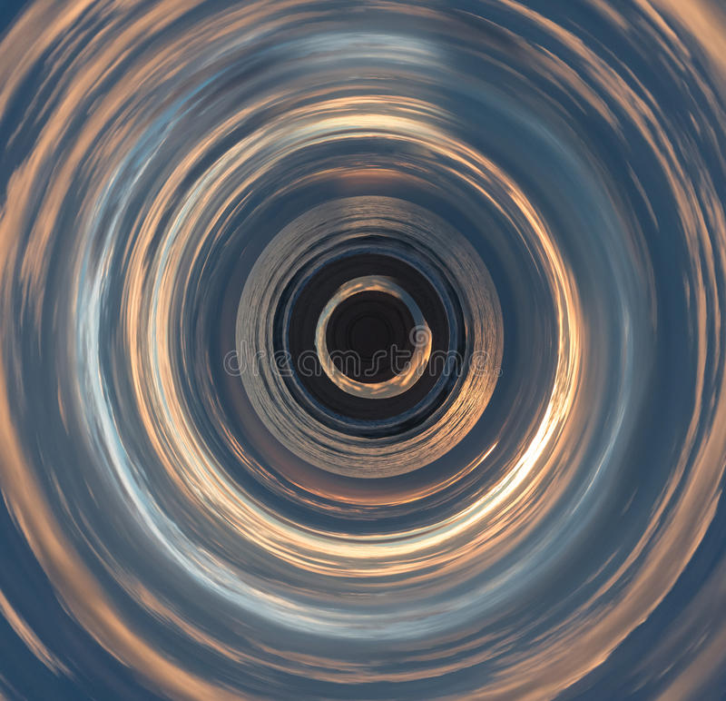 Abstracte cirkelachtergrond stock foto's